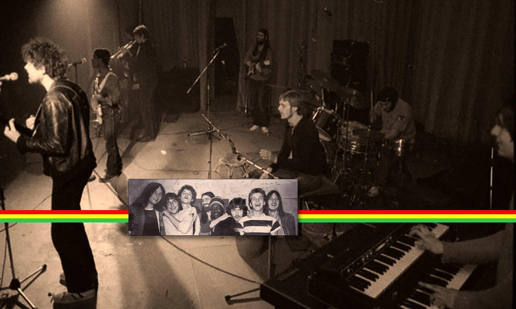 The Ganja Reggae Band 1977 - 1982